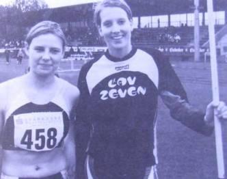 Christina Klemme und Meike Lürßen