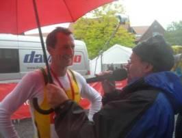 Halbmarathon-Challenge-Sieger Horst Wittmershaus