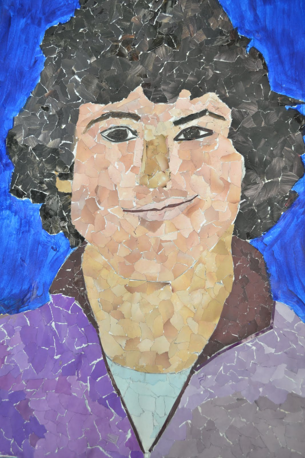30 Mindblowing Examples Of Paper Mosaic Portraits Lava360