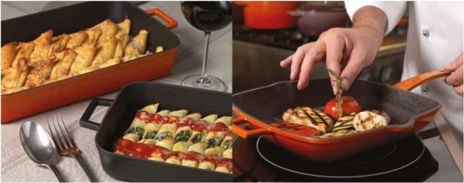 Избери чугун. Ресторантът е това в което е сготвено!