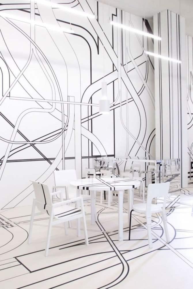 """Logomo Cafe"" - Турку, Финландия"