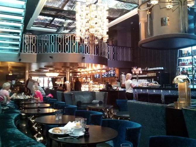 """""""Pain Le Frances Ресторант"""" - Гьотеборг, Швеция"""