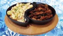 Пиле Катрин - поднесени в LAVA