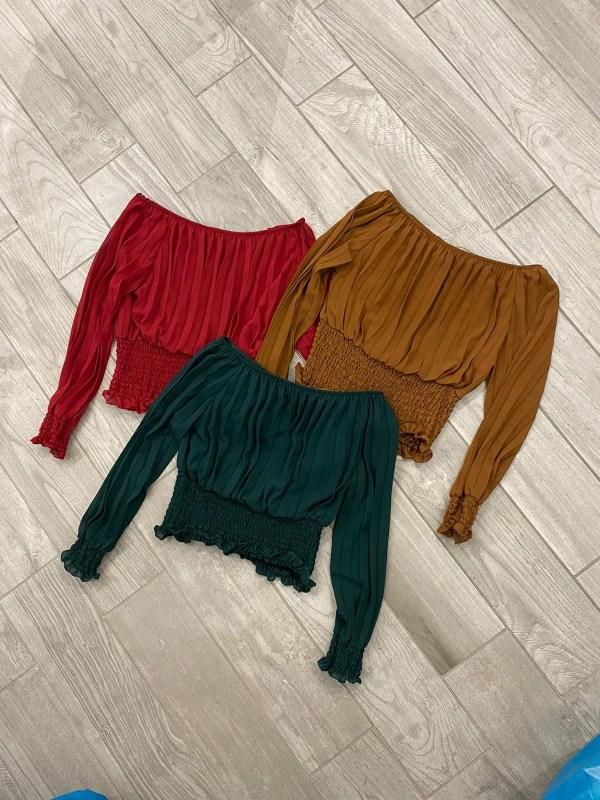 maglia blusa elena
