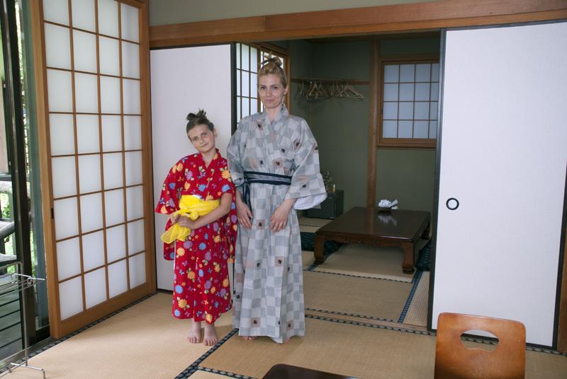 ryokan giapponesi