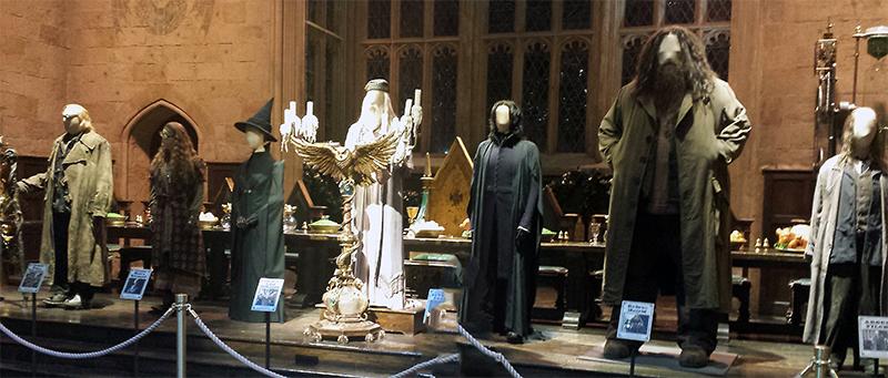 Harry Potter Warner Bros Studio London