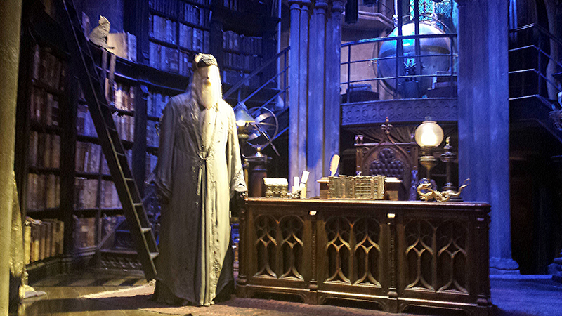 Harry Potter Warner Bros Studio London