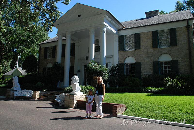 casa di Elvis Presley