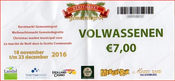 valkenburg-biglietto