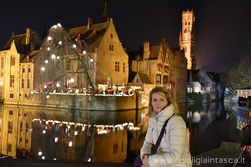 mercatino di natale di Bruges