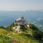 KEHLSTEINHAUS – Il Nido dell'Aquila di Hitler, il rifugio sulle montagne bavaresi