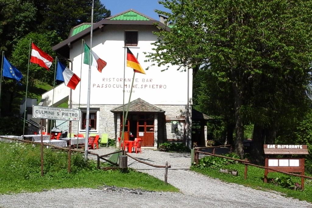 La Valsassina  Ospitalit  Ristorante La Culmine di San