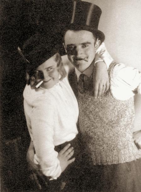 Schwarzweiss-Bilder Eva Braun, Krieg etc. /  /  - – DATE: No date.