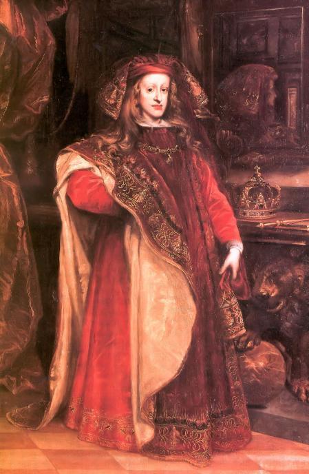 Carlos II, 'el hechizado', el último de los Austrias