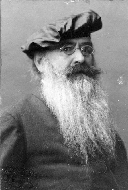 El influyente ocultista Guido von List.