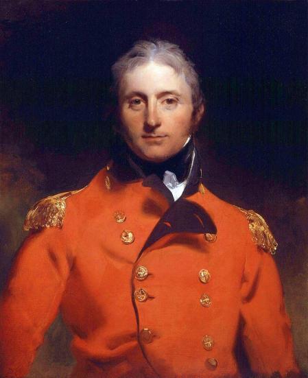 Retrato de John Moore. por Thomas Lawrence.