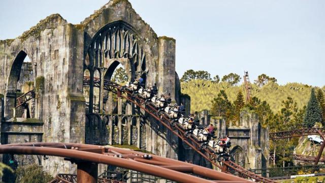 El mundo mágico de Harry Potter existe en los parques temáticos de  Universal Orlando