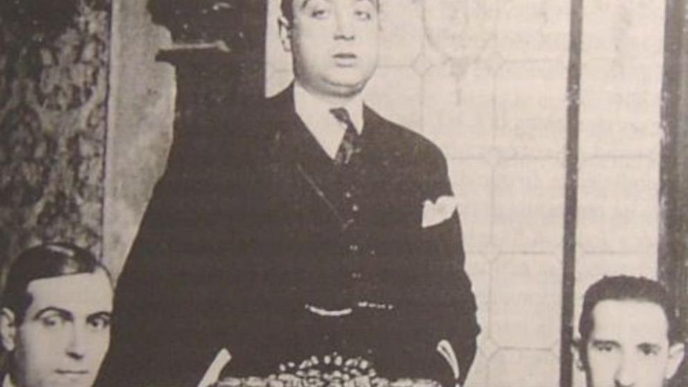El anarcosindicalista Salvador Seguí (Propias)