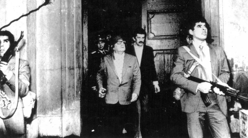 Chile. 11 de septiembre de 1973. Pinochet asesinó la democracia