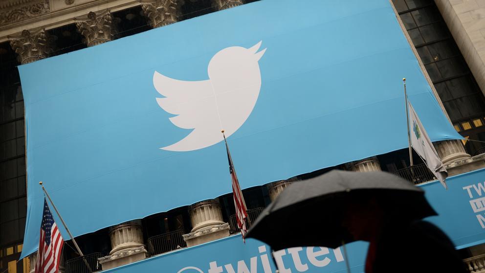 Twitter ha caído