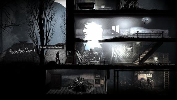Imagen del videojuego This War of Mine