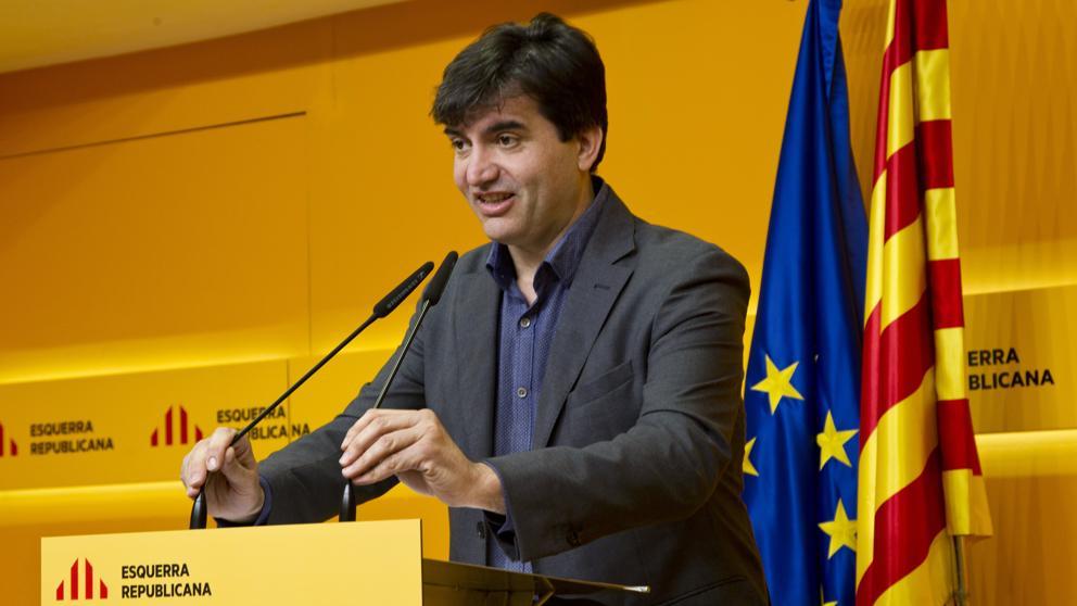 """ERC afirma que JxSí trabaja para """"ajustar el lenguaje"""" de la moción de la CUP"""