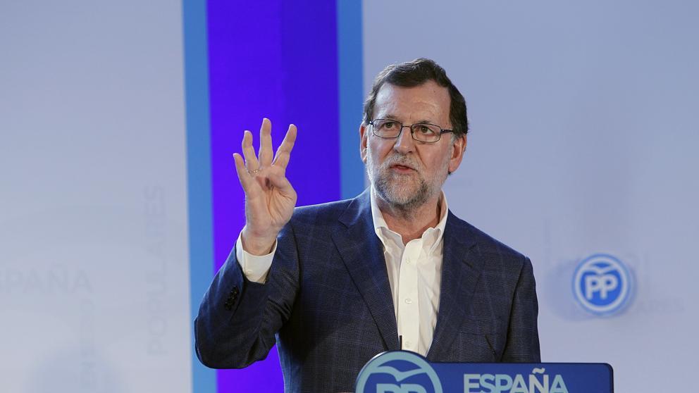 Rajoy hace una última llamada a Pedro Sánchez para que se avenga a negociar una gran coalición