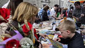 Los principales actos de Sant Jordi en Barcelona