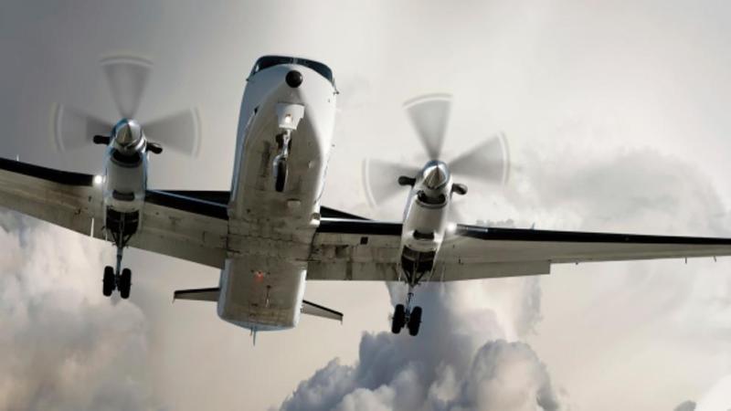 Cómo provocar o evitar la lluvia con avionetas