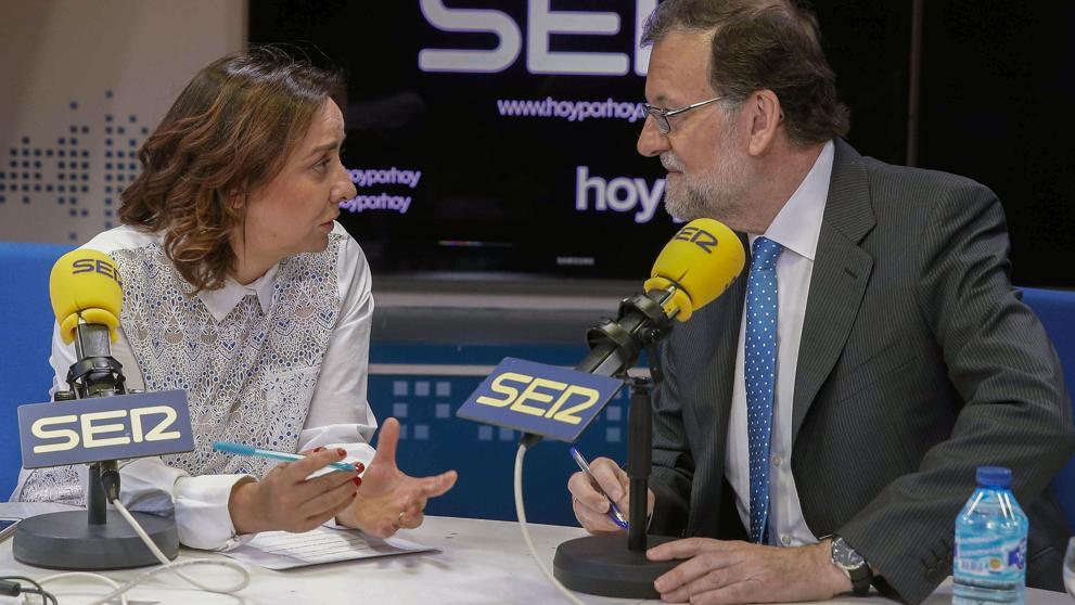 """Rajoy no piensa en dar un paso atrás: Al presidente lo eligen los españoles, no Sánchez ni Rivera"""""""
