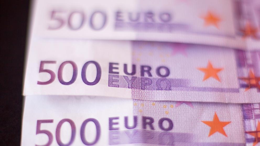 ¿Adiós al billete de 500 euros?
