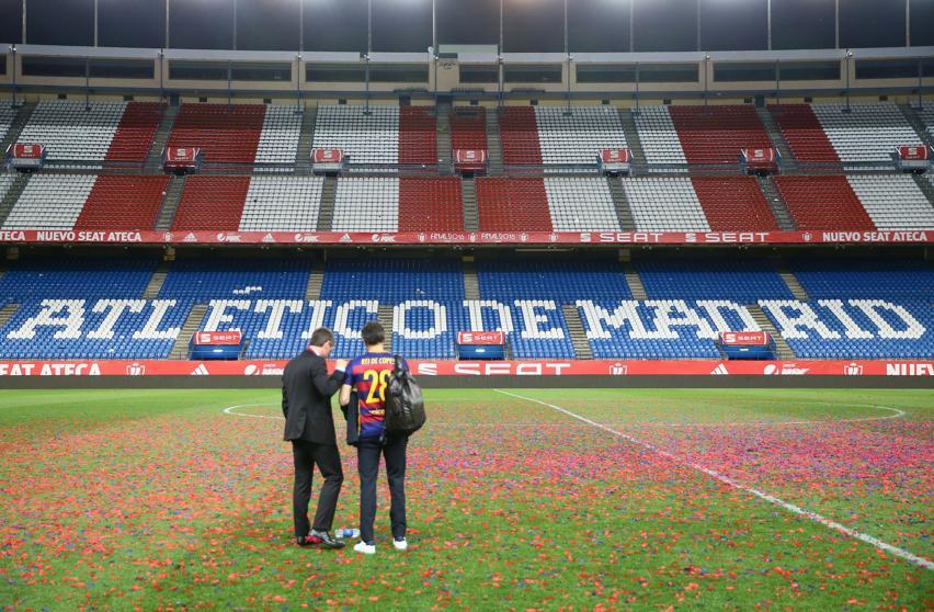 La hora de las reformas en Can Barça