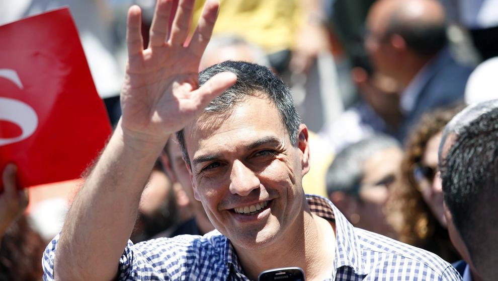Pedro Sánchez promete un plan de emergencia social en menos de un año