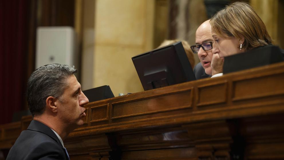 """Albiol pide la """"dimisión inmediata"""" de Forcadell después de la resolución del TC"""