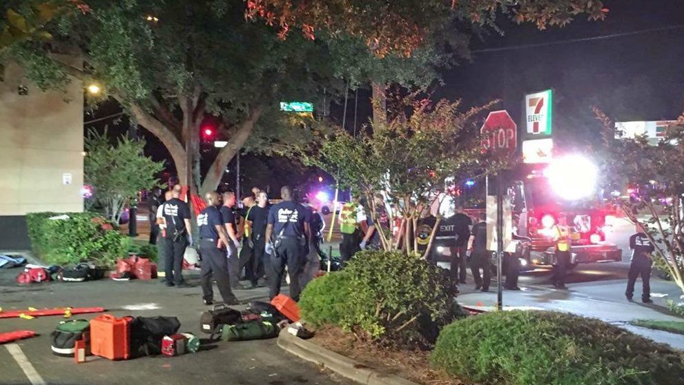 Cincuenta muertos en el tiroteo en un club gay de Orlando