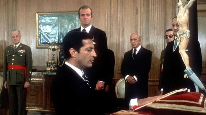 Resultado de imagen para Fotos de Adolfo Suárez es nombrado presidente del gobierno.