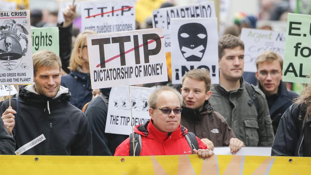 El tratado con EE.UU. impone la supremacía del comercio sobre la protección del clima