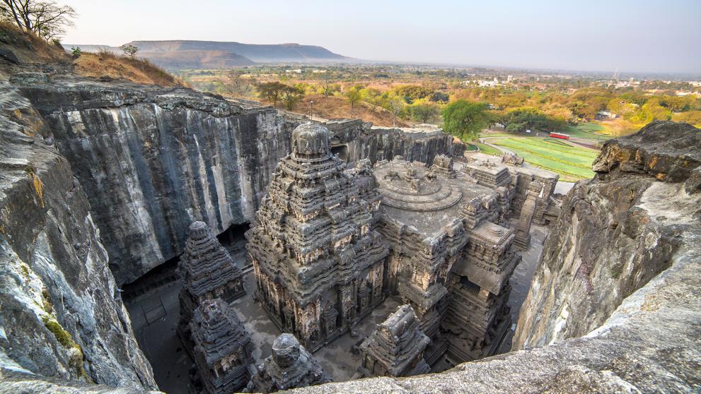Maravillas escondidas en la roca