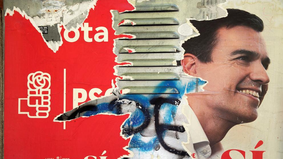 Resultado de imagen de crisis del PSOE