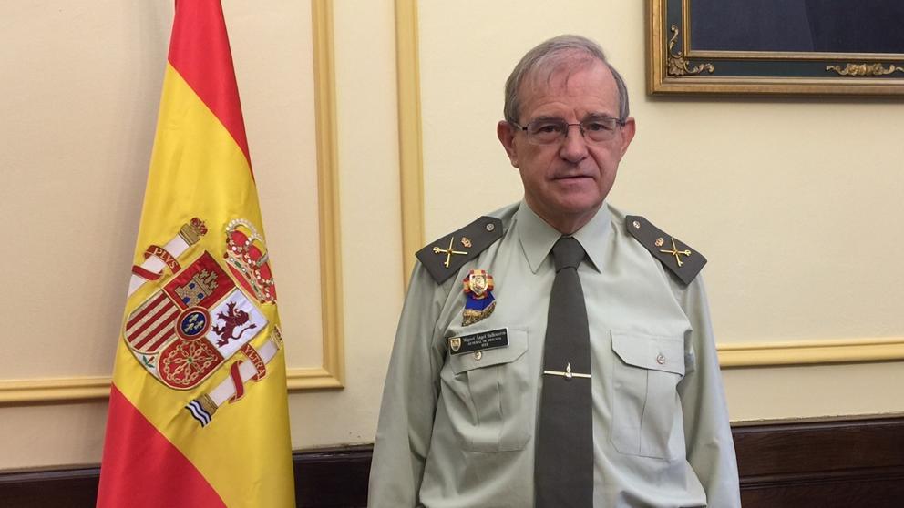 """General Ballesteros: """"La seguridad es lo primero que nos une a todos"""""""