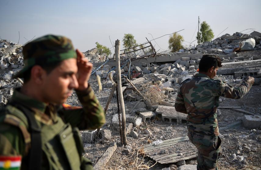Los kurdos no se fían de Bagdad