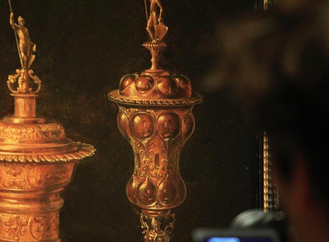 Peeters no fue inscrita en el gremio de pintores de Amberes, pero hay un documento que la cita como artista de esa villa y seis de las tablas que empleó en sus cuadros tienen marcas que los sitúan allí
