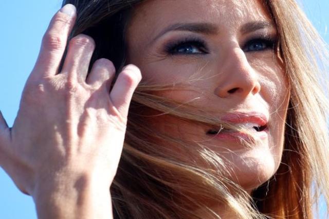 Melania Trump, la  nueva dama de Estados Unidos