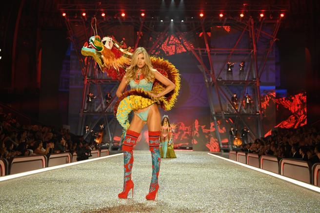 Desfile de Victoria's Secret en París