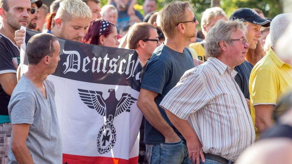 Resultado de imagen de neonazis alemania