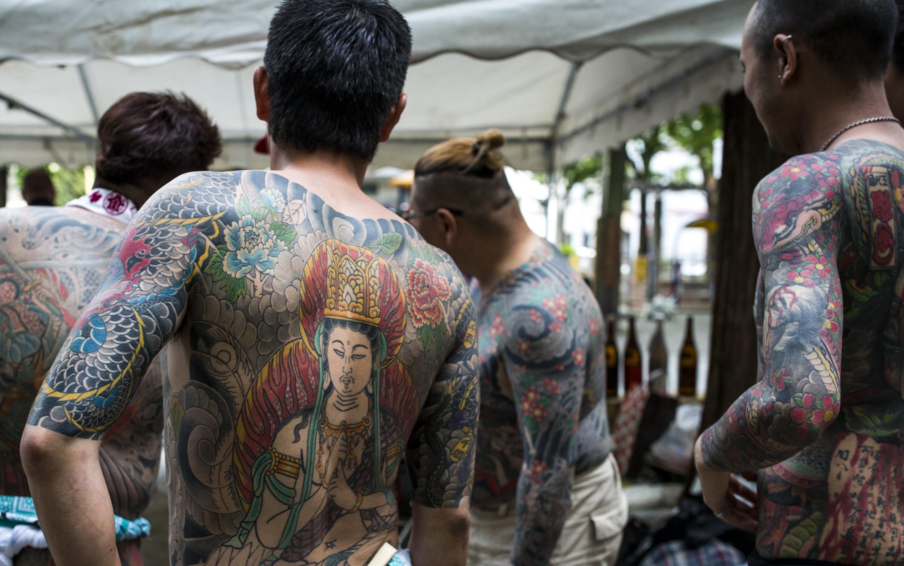 Sanja Matsuri El Festival En El Que La Mafia Japonesa Exhibe Su Poder