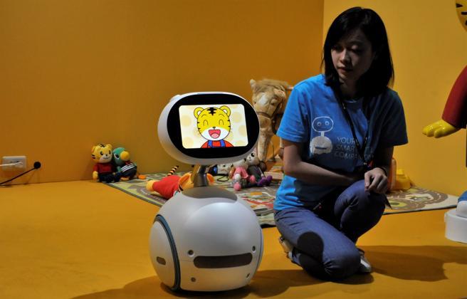 Zenbo, el robot doméstico de Asus