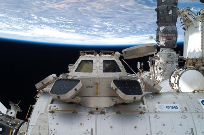 Imagen de la Estación Espacial Internacional