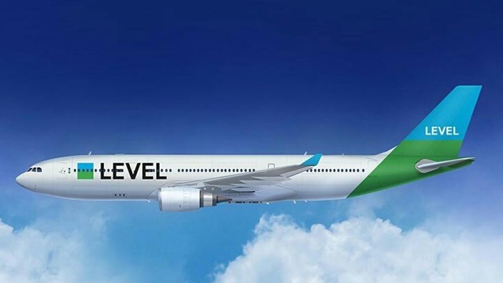 Level, la nueva aerolínea 'low cost' de largo recorrido con base en El Prat