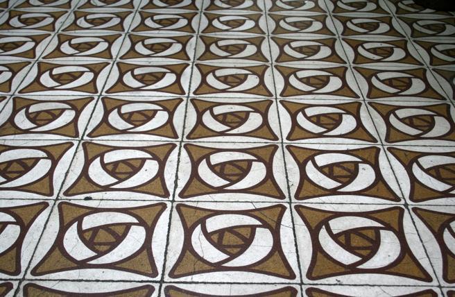 Los mosaicos de Barcelona un patrimonio oculto que sale a